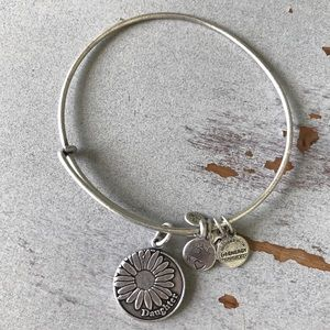 Alex and Ani Silver Daughter Bracelet